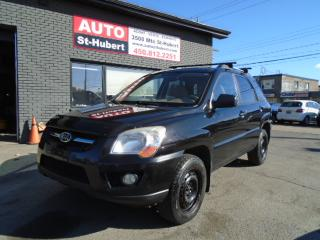 Used 2009 Kia Sportage LX for sale in St-Hubert, QC