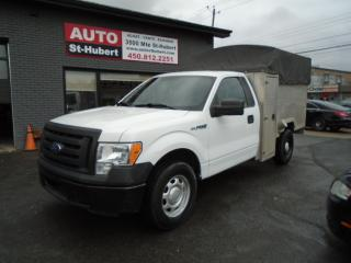 Used 2011 Ford F-150 XL for sale in St-Hubert, QC