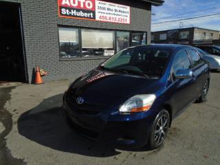 Used 2008 Toyota Yaris LE for sale in St-Hubert, QC