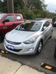 Used 2012 Hyundai Elantra 4dr Sdn Man GLS for sale in Hamilton, ON