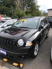 Used 2008 Jeep Compass FWD 4dr Sport for sale in Hamilton, ON