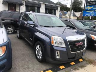 Used 2013 GMC Terrain FWD 4DR SLT-1 for sale in Hamilton, ON