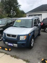 Used 2006 Honda Element 4dr 2WD Auto for sale in Hamilton, ON