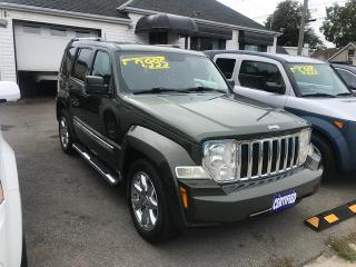 Used 2009 Jeep Liberty for sale in Hamilton, ON