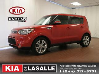 Used 2016 Kia Soul EX+ // Camera // Bluetooth // Sieges chauffants // for sale in Montréal, QC