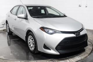 Used 2017 Toyota Corolla LE A/C Caméra de recul Bluetooth for sale in Île-Perrot, QC