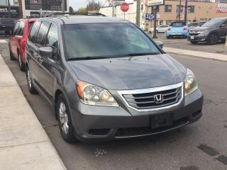 Used 2009 Honda Odyssey 5dr Wgn EX for sale in Scarborough, ON