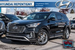 Used 2017 Hyundai Santa Fe XL AWD 4dr Limited w-6-Passenger-Tow Pkg for sale in Repentigny, QC