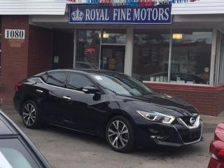 Used 2016 Nissan Maxima 4dr Sdn Sv for sale in Toronto, ON