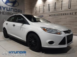 Used 2012 Ford Focus BAS KILO! S AIR CLIMATISÉ DÉMARREUR MAGS for sale in Sherbrooke, QC