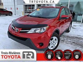 Used 2015 Toyota RAV4 Traction intégrale 4 portes LE for sale in Trois-Rivières, QC