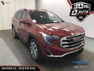Used 2018 GMC Terrain SLT for sale in Lethbridge, AB