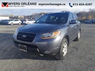 Used 2009 Hyundai Santa Fe GL  - Low Mileage for sale in Orleans, ON