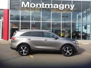 Used 2018 Kia Sorento EX V6 TI 7 PASSAGERS for sale in Montmagny, QC