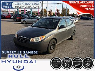 Used 2009 Hyundai Elantra GL Automatique A/C for sale in Gatineau, QC