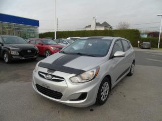 Used 2014 Hyundai Accent Voiture à hayon, 5 portes, boîte automat for sale in Joliette, QC