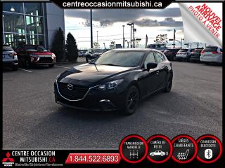 Used 2016 Mazda MAZDA3 GS SPORT 5 PORTE MAN CAMERA for sale in St-Jérôme, QC