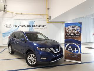 Used 2017 Nissan Rogue SV/AWD/NAVIGATION/TOIT GARANTIE/MAGS for sale in Jonquière, QC