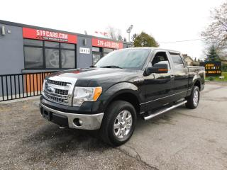 Used 2014 Ford F-150 XLT|CREW CAB|BLUETOOTH|4X4 for sale in St. Thomas, ON