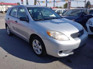 Used 2005 Toyota Matrix for sale in Laval, QC
