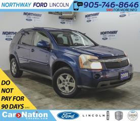 Used 2008 Chevrolet Equinox LT | AWD | HTD SEATS | KEYLESS ENTRY | CRUISE | for sale in Brantford, ON