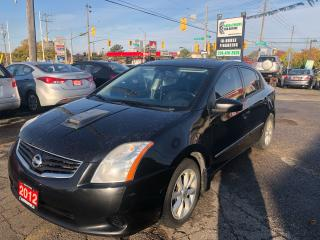 Used 2012 Nissan Sentra for sale in Waterloo, ON