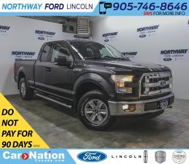 Used 2015 Ford F-150 XLT | 3.5L V6 | BACKUP CAM | CONSOLE | SUPERCAB | for sale in Brantford, ON