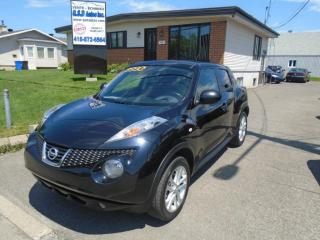Used 2014 Nissan Juke for sale in Ancienne Lorette, QC
