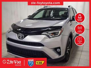 Used 2016 Toyota RAV4 SE - AWD - GPS - MAG 18'' - TOIT OUVRANT for sale in Québec, QC