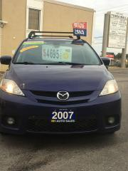 Used 2007 Mazda MAZDA5 GT for sale in Kitchener, ON