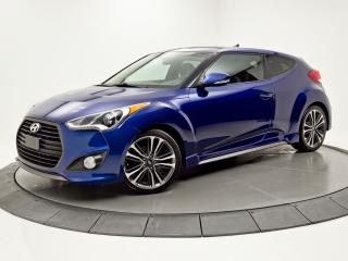 Used 2016 Hyundai Veloster TURBO CAM DE RECUL TOIT OUVRANT for sale in Brossard, QC