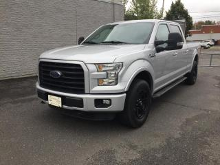 Used 2016 Ford F-150 Cab SuperCrew 4RM 157 po XLT/sport for sale in Drummondville, QC