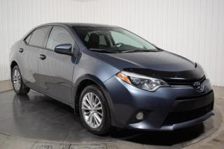 Used 2014 Toyota Corolla LE CUIR TOIT A/C for sale in St-Hyacinthe, QC