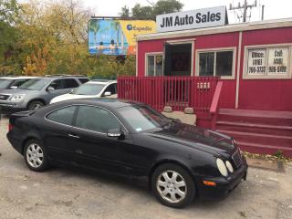 Used 2000 Mercedes-Benz CLK for sale in Toronto, ON