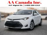 Photo of White 2018 Toyota Corolla