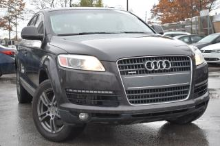 Used 2009 Audi Q7 PREMIUM - CERTIFIED for sale in Oakville, ON