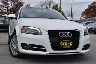 Used 2012 Audi A3 TDI Progressiv - CERTIFIED - CARFAX VERIFIED for sale in Oakville, ON