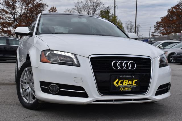 2012 Audi A3 TDI Progressiv - CERTIFIED - CARFAX VERIFIED