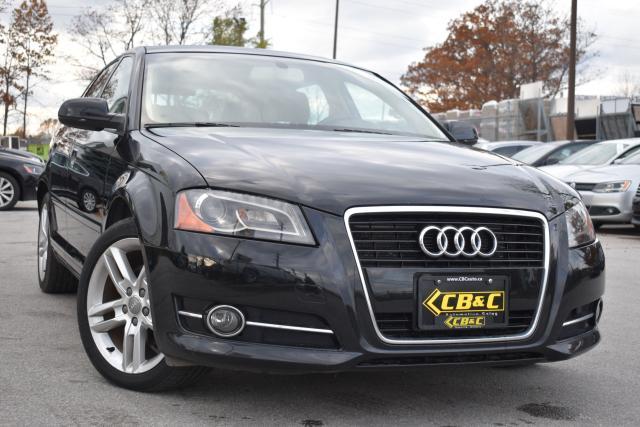 2012 Audi A3 TDI - ONLY $132.71 BI WEEKLY O.A.C