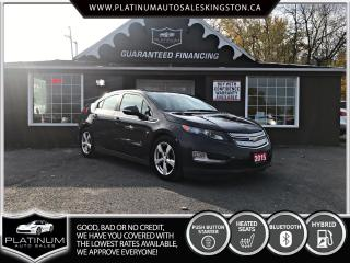 Used 2015 Chevrolet Volt Hybrid for sale in Kingston, ON