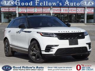 Used 2019 Land Rover Range Rover Range Rover Velar P340 SE BADGE, PANORAMIC ROOF for sale in Toronto, ON