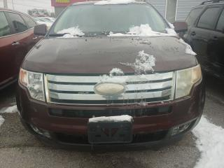 Used 2009 Ford Edge SEL for sale in Oshawa, ON