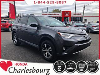 Used 2016 Toyota RAV4 XLE AWD*TOIT OUVRANT*UN PROPRIÉTAIRE* for sale in Charlesbourg, QC