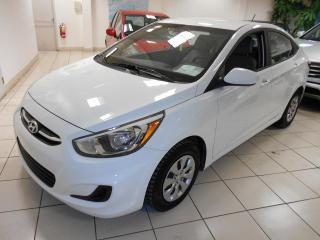 Used 2015 Hyundai Accent Berline L **AIR CLIMATISE,SEULEMENT 1031 for sale in Montréal, QC