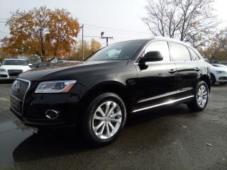 Used 2016 Audi Q5 Progressiv NAVIGATION CAMERA TOIT PANO. CUIR for sale in St-Eustache, QC