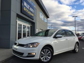 Used 2016 Volkswagen Golf 5dr HB Auto 1.8 TSI Comfortline for sale in St-Georges, QC