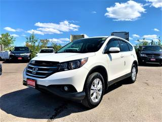 Used 2013 Honda CR-V EX AWD/REAR CAM/SUNROOF/BLUETOOTH for sale in Brampton, ON