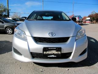 Used 2010 Toyota Matrix for sale in Newmarket, ON