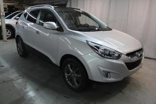 Used 2014 Hyundai Tucson GLS (TOIT,MAGS,FOGS) for sale in St-Constant, QC