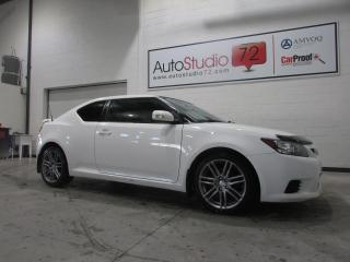 Used 2013 Scion tC **COUPE**TOIT OUVRANT**MAGS**MANUELLE** for sale in Mirabel, QC